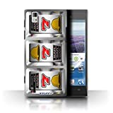 STUFF4 Phone Case Cover for Huawei Ascend P2 Sevens Design Slot Machine Collection