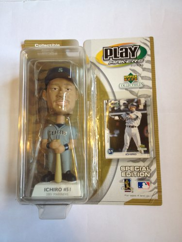 "Special Edition Play Makers Seattle Mariners ""Ichiro"" #51 - 1"
