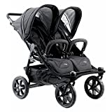 2016-Valco-Tri-Mode-Duo-X-Double-Stroller-Night-with-Valco-Baby-Tri-Mode-Duo-X-Joey-Toddler-Toddler-Seat-Plus-Valco-Baby-Tri-Mode-Joey-Hood