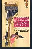 Assignment: Sorrento Siren (Sam Durell, No. 17)
