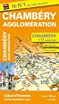 Plan de Chamb�ry et de son agglom�rat...