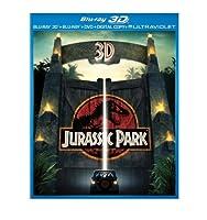 Jurassic Park 3d 3d Blu-ray Blu-ray Dvd Digital Copy Ultraviolet from Universal Studios