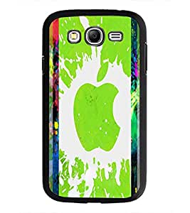 PrintDhaba Apple D-2887 Back Case Cover for SAMSUNG GALAXY GRAND NEO (Multi-Coloured)