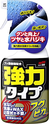 Soft99 494 Fukupika Spray Strong Type, 400 ml