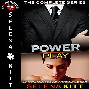 Power Play: The Complete Series Audiobook