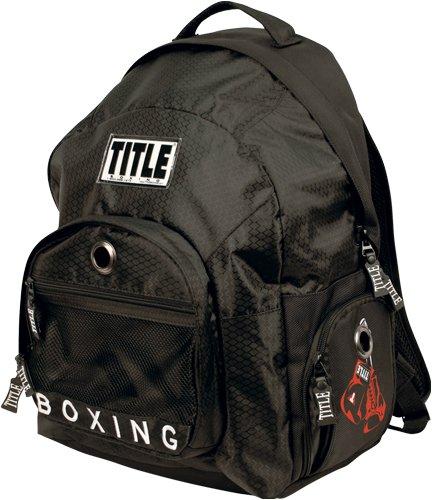Title Back Pack, Bk