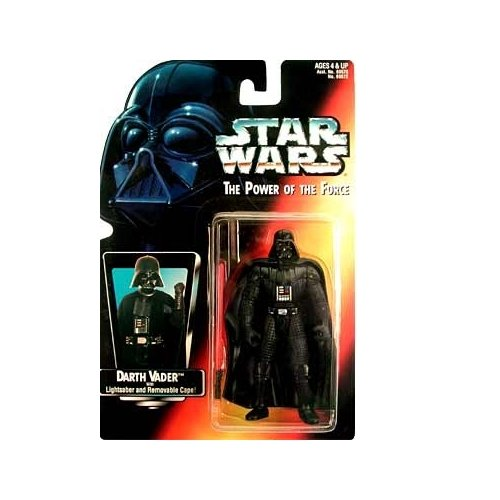 Darth Vader - Short Saber POTF Red Card