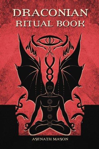 Draconian Ritual Book, by Asenath Mason