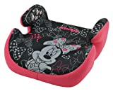 Disney 104-141-719 child car seat booster seat Topo Luxe Minnie, 15-36 kg ECE group 2/3