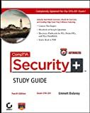 img - for CompTIA Security+Study Guide: Exam SY0-201 book / textbook / text book