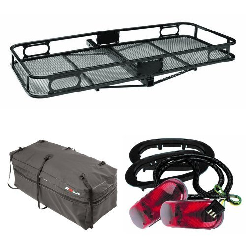 Pro Series Cargo Carrier with Bag and Carrier Light Kit Bundle (Pro Series Cargo Carrier Bag compare prices)