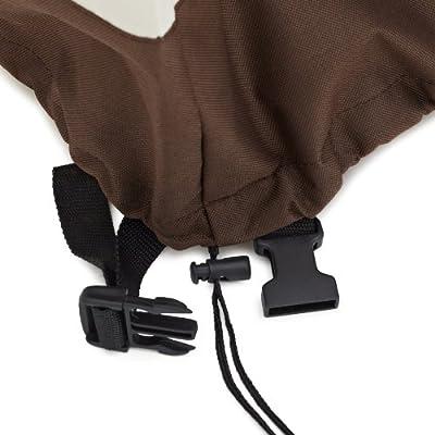 AmazonBasics Abdeckung für Esstischstuhl mit Armlehnen, Doppelpack von AmazonBasics auf Gartenmöbel von Du und Dein Garten