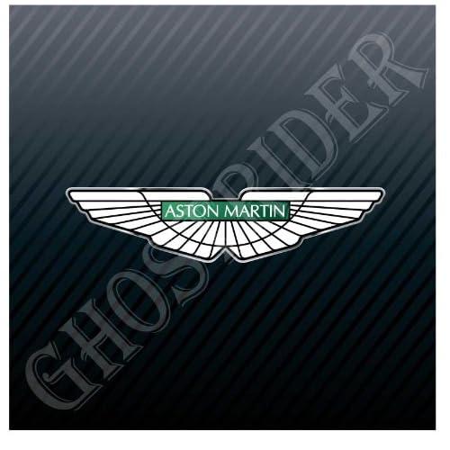 Aston Martin Luxury Sport Cars Emblem Car Trucks Sticker Decal