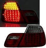 LED R�ckleuchten Set in Rot - Smoke, 4teiliges Set, nur f�r Coupe