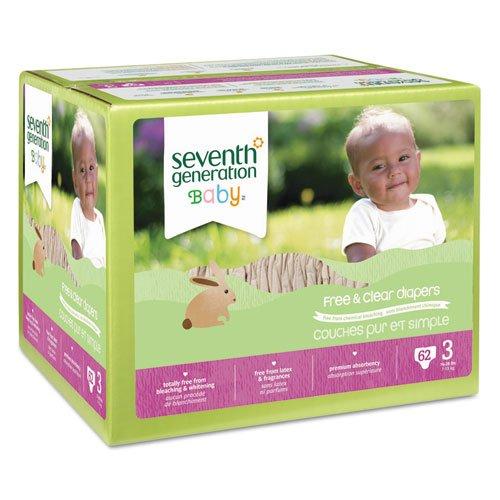 Seventh Generation Diaper Sizes front-676323
