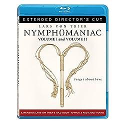 Nymphomaniac: Extended Director's Cut Vol. 1 & 2 [Blu-ray]