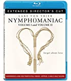 Nymphomaniac: Extended Director's Cut Vol. 1 & 2 [Blu-ray]