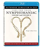 Nymphomaniac: Extended Directors Cut Vol. 1 & 2 [Blu-ray]