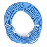 RiteAV - Cat5e Network Ethernet Cable - Blue - 50 ft.