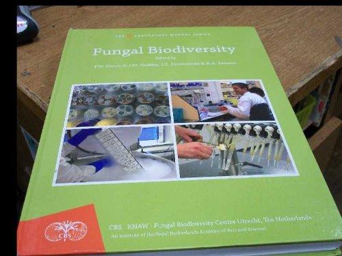 Fungal Biodiversity (CBS Laboratory Manual Series)