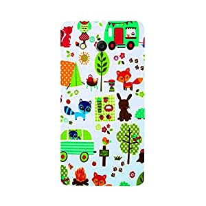 Phone Candy Designer Back Cover with direct 3D sublimation printing for Samsung Galaxy Core 2