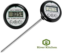 Digital Thermometer - 8\
