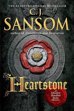 book cover of Heartstone