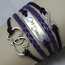 buy Desklets Fashionable Kint Metal Bracelet Multilayer Braided Friendship Bracelets Charm For Boys / Girls