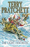 Terry Pratchett The Light Fantastic: (Discworld Novel 2) (Discworld Novels)