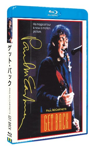 Get Back [Blu-ray]