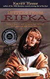 Letters from Rifka (0140363912) by Hesse, Karen