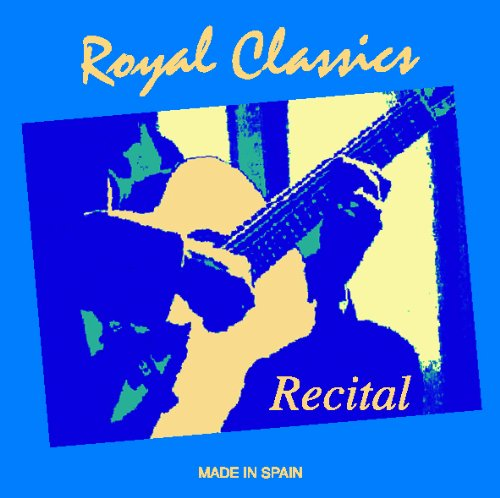 Royal Classics RL50 Recital Nylon Guitar Strings,