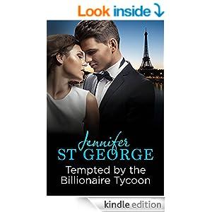 Tempted by the Billionaire Tycoon: Billionaire Romance Book 2