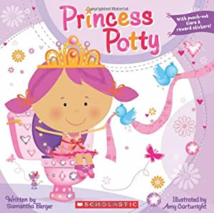 Princess Potty from Cartwheel Books