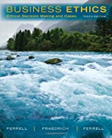 Business Ethics: Ethical Decision Making & Cases, 10th Edition Front Cover