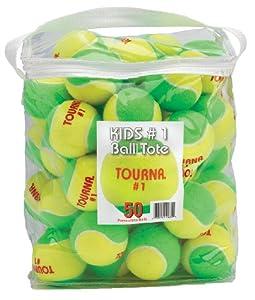 Buy Unique Sports Stage 1 Quick Start Low Compression Balls (50 Balls) by Unique