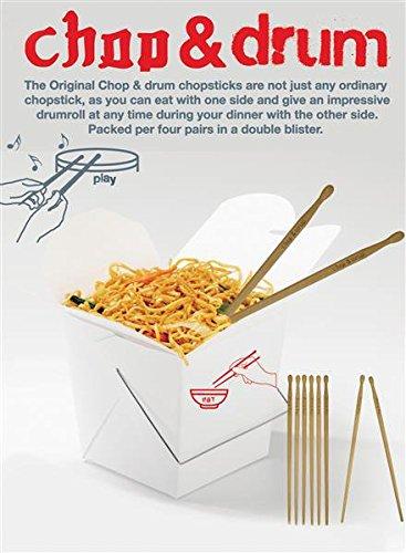 Drumstick-Essstbchen-Chop-Drum