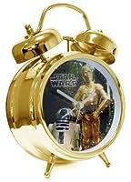 Star Wars STAR117 - Reloj - Reloj R2D2 & C3PO Despertador de Star Wars