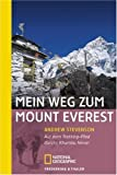 echange, troc Andrew Stevenson - Mein Weg zum Mount Everest