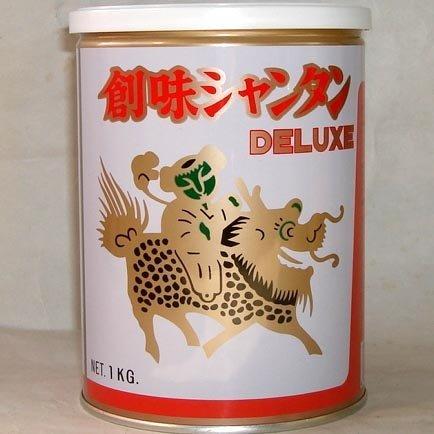 創味シャンタン デラックス DX1kg 缶詰 【高級中華スープの素】創味食品日本国産