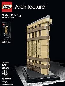 LEGO Architecture Flatiron Building 21023 Building Kit