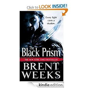 Black Prism - Brent Weeks