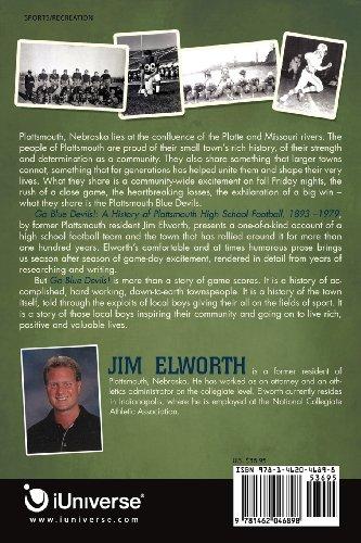 Go Blue Devils!: A History of Plattsmouth High School Football, 1893-1979