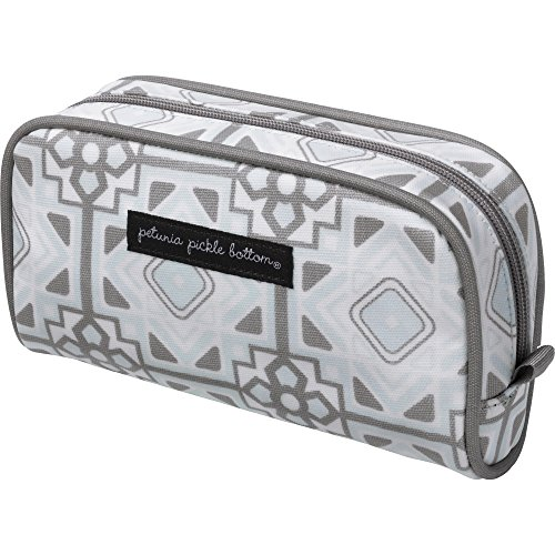 Petunia Pickle Bottom Powder Room Case, Sleepy Seychelles (Petunia Pickle Bottom Makeup Bags compare prices)