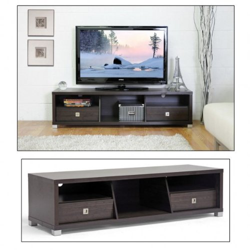 Baxton Studio Jinna Wooden Modern TV Stand
