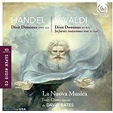 ヴィヴァルディとヘンデルのディキシト・ドミヌス (Vivaldi & Handel : Dixit Dominus / La Nuova Musica) [SACD Hybrid] [輸入盤]