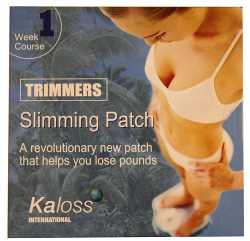 Kaloss Trimmers Slimming Patch - 1 Week Course