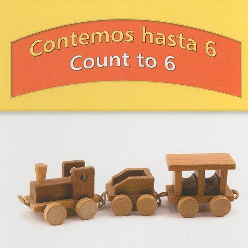 Contemos Hasta 6/Count to 6 (Rourke Board Books)