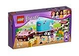 Toy - LEGO Friends 3186 - Gel�ndewagen mit Pferdeanh�nger