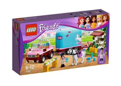 LEGO Friends Emma's Horse Trailer